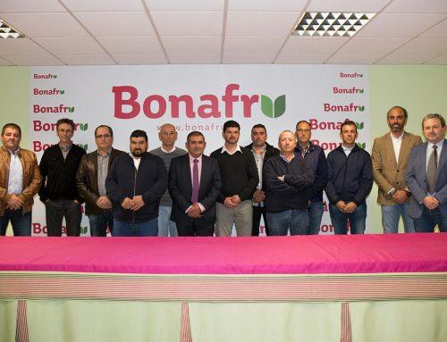 La onubense Bonafru participa en la creación de 'FruitCare', grupo para la seguridad alimentaria