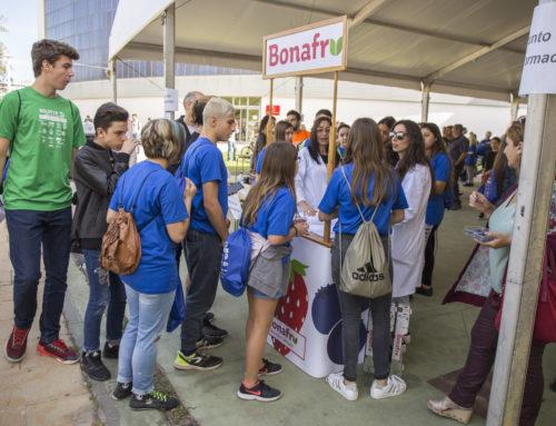 Bonafrú colabora con la III Carrera de Vehículos Solares Eléctricos en la Universidad de Huelva