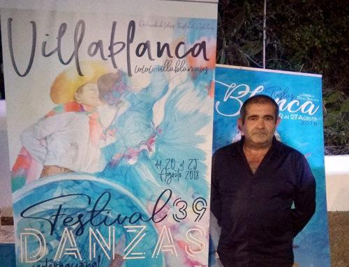 Bonafrú patrocina el Festival Internacional de Danzas de Villablanca
