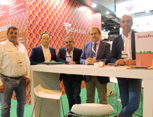 Bonafrú acude a una nueva edición de Fruit Attraction