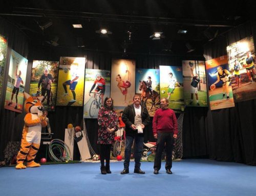 Bonafrú recibe el Premio al Mejor Patrocinador en la XIII Gala del Deporte de Bonares