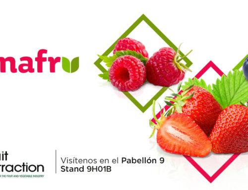 Bonafru acude a Fruit Attraction con stand propio por primera vez